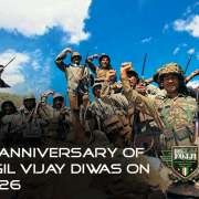India to observe 21st anniversary of Kargil Vijay Diwas on July 26